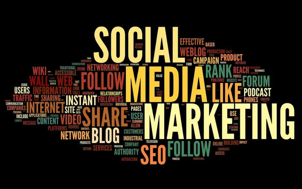 Social media marketing by JW Maxx Solutions