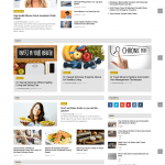 Web design portfolio -Totes Newsworthy by JW Maxx Solutions