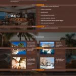 Web design portfolio -Vila Maria by JW Maxx Solutions