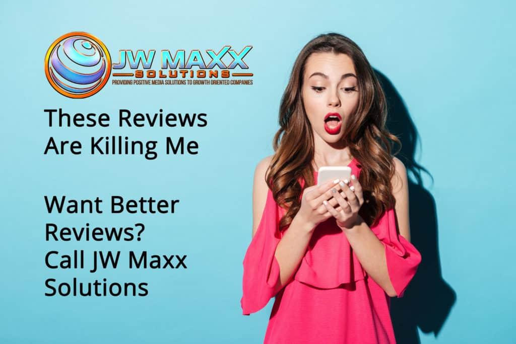 Internet Reputation Repair Company JW Maxx Solutions