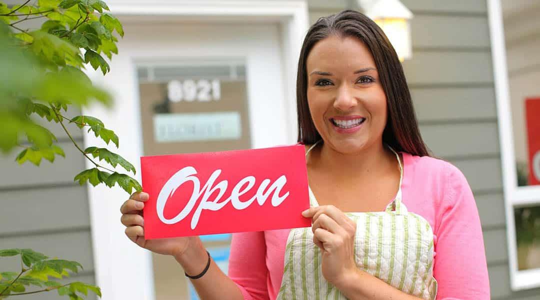 Small business reputation management
