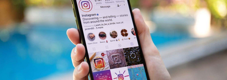 instagram app on google play