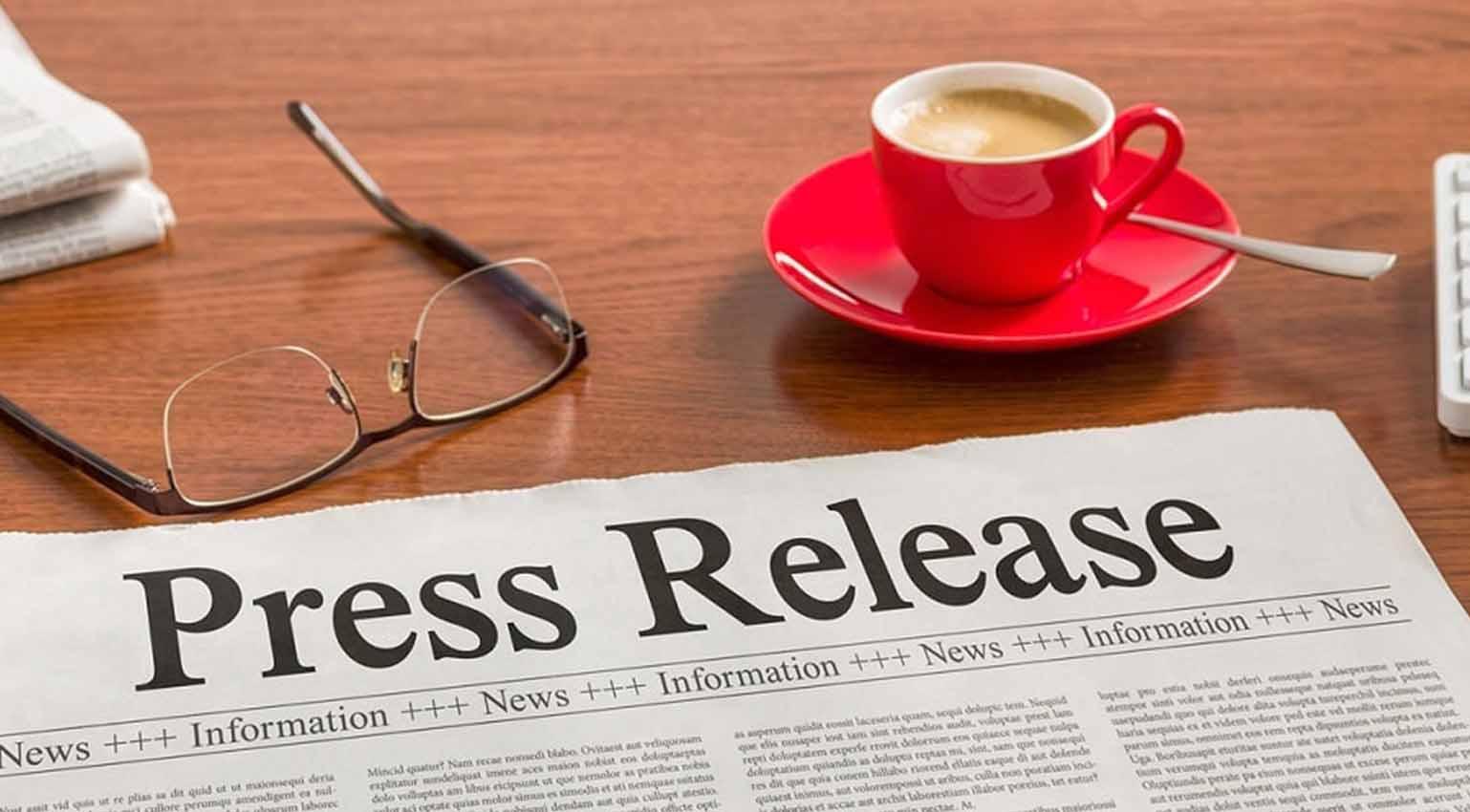 Press distribution by JW Maxx Solutions