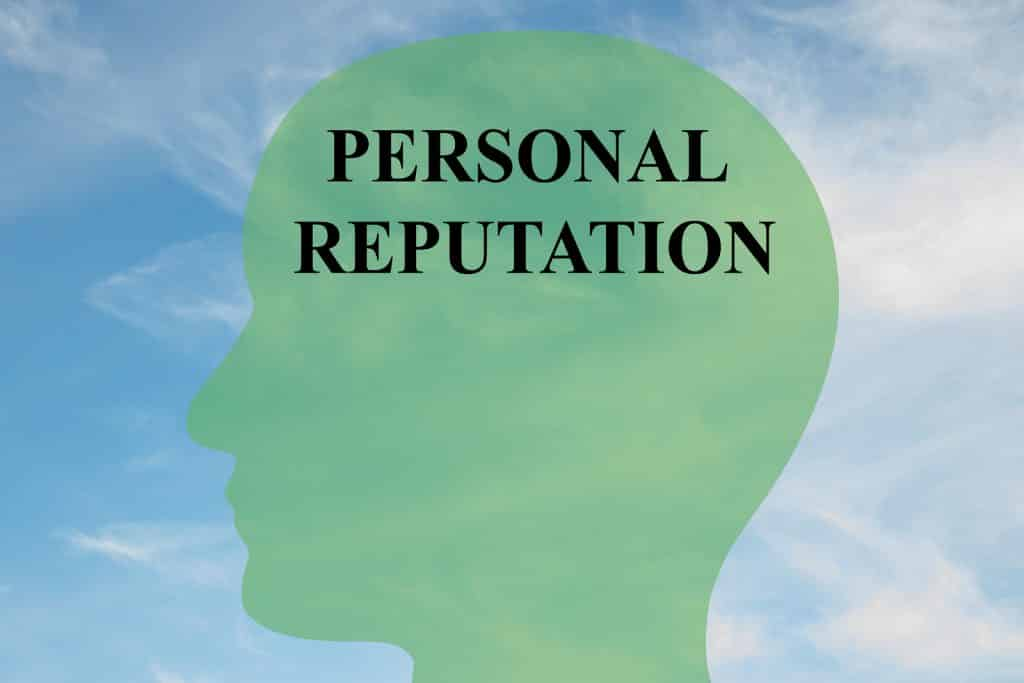 personal online reputation