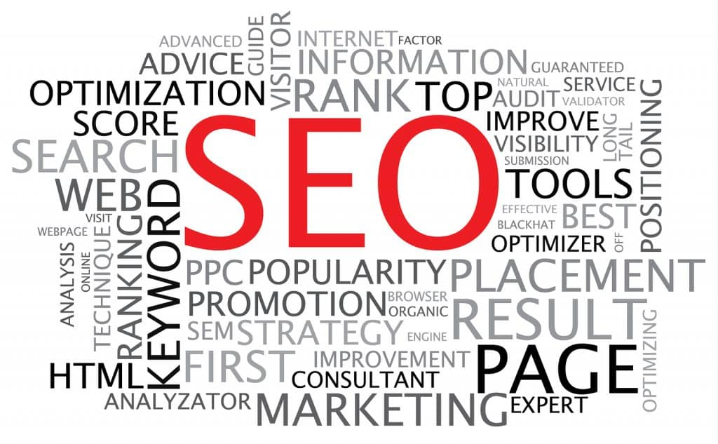 SEO - Search Engine Opimization by Small business reputation management online