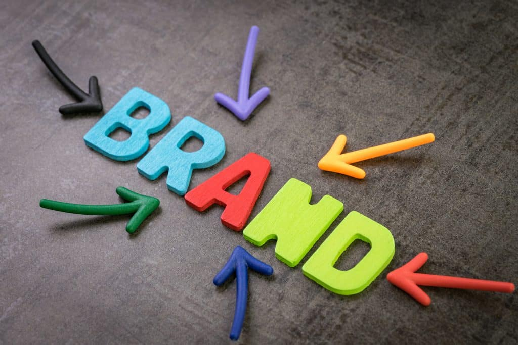 Brand, marketing or advertising