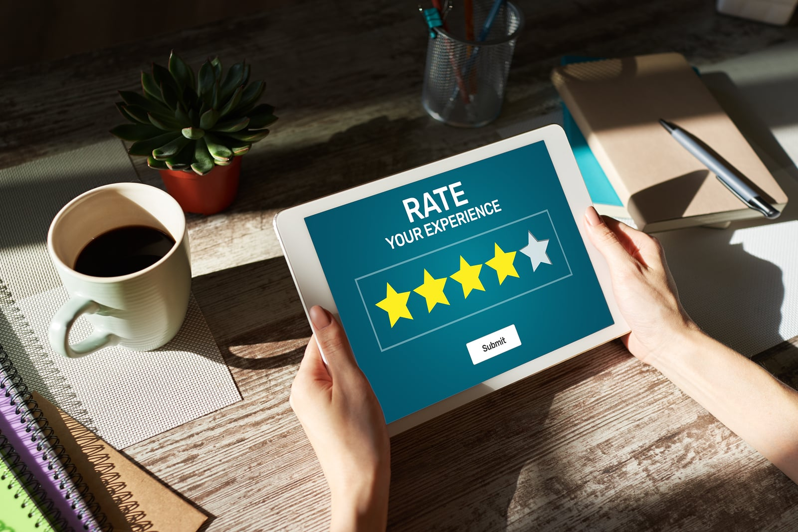 Rate customer experience review, Online Reputation Management
