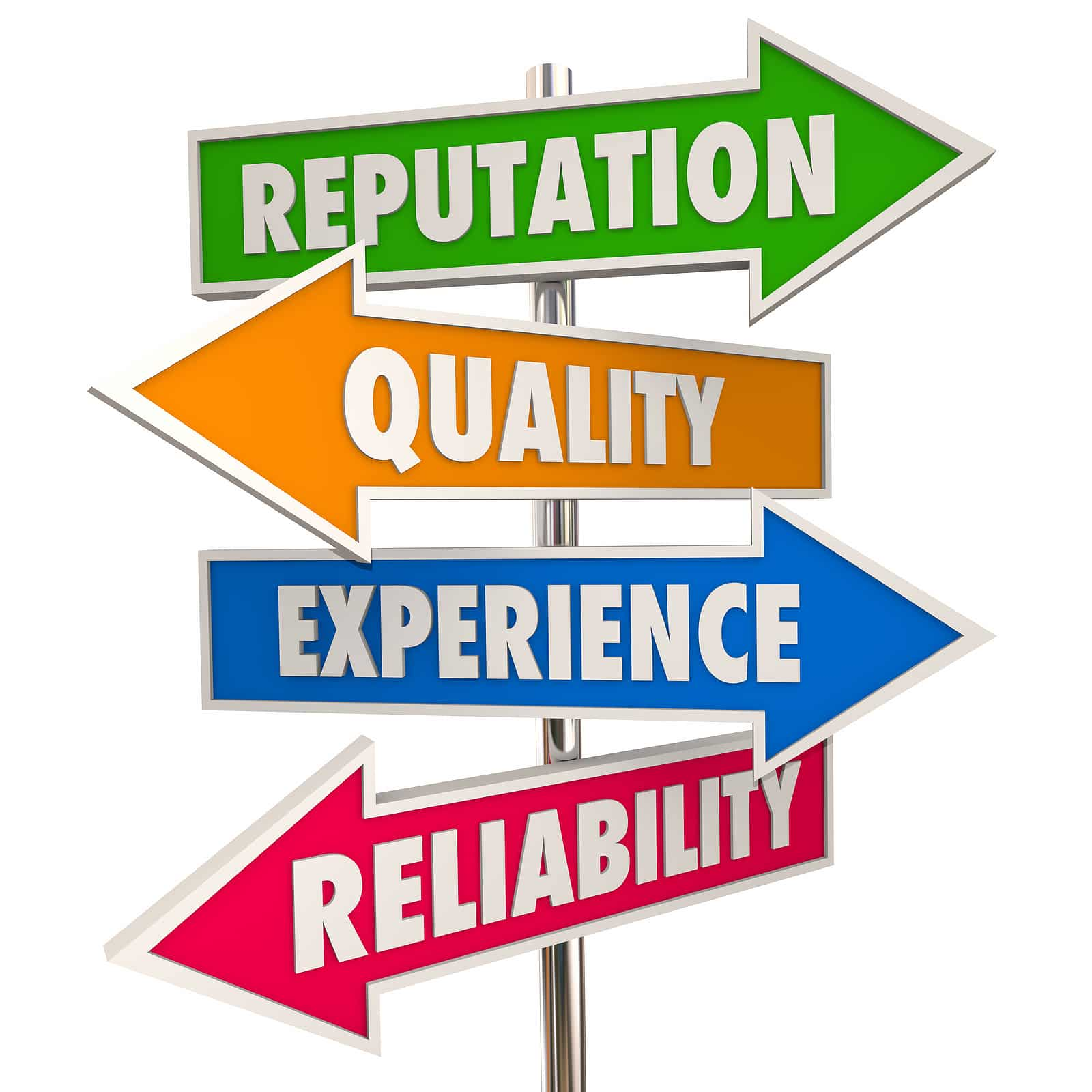 Why Do People Choose Personal Reputation Management Services, Reputation Quality Experience Reliability